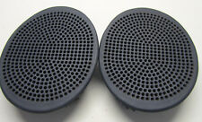 Toyota MR2 MK1 AW11 -  Interior Front Blue Speaker Covers