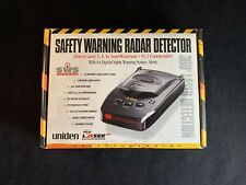 Uniden Safety Warning Radar Detector Model LRD 6499SWS