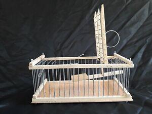 Petite Cages Piège  Accrochables  Trébuchet :: Pouvant Service Cage de Transport