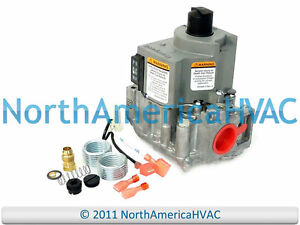 Honeywell Furnace Elctrnc Ignition Gas Valve VR8304M4002 VR8304M 4002 NAT/LP GAS