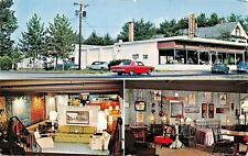 Keene New Hampshire~Plotkins Wayside Furniture~Christmas Bonus 1950s PC