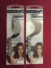 Lady Jayne Clip on Hair extensions highlights 30cm in Mahogany colour 1 Pc