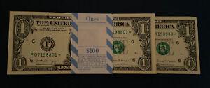 "** 2017 $1.00 STAR PACK - Atlanta FED RESERVE ""F"" MINT UNC"