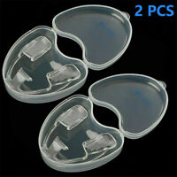 2Pcs Pro Dental Mouth Guard For Nighttime Teeth Grinding Bruxism USA