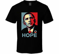 US President Barack Obama Hope T Shirt Tee Size S - 3XL Gift New From US