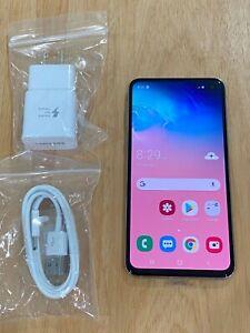 Samsung Galaxy S10e SM-G970U - 128GB - Prism White (Unlocked) (Single SIM) NEW*