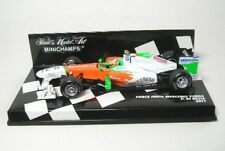 Force India Mercedes VJM04 N° 15 P.Di Resta Formel 1 2011