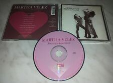 CD MARTHA VELEZ - AMERICAN HEARTBEAT