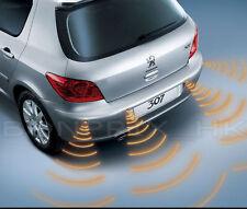 RADAR DE RECUL - 4 Capteurs +  buzzer - installation discrete - 40 Couleurs