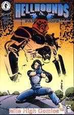 HELLHOUNDS (1994 Series) (DARK HORSE MANGA)(PANZER COPS) #6 Near Mint Comics