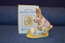 Royal Albert Beatrix Potter Mr Benjamin & Peter Rabbit