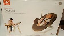 Stokke Steps Bouncer Greige Grey