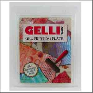 Gelli Arts Gel Printing Plate Monoprinting without a press - Choose Size