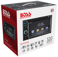 "Boss BV9364B In-Dash DVD/CD/AM/FM Car Stereo BT Receiver w/ 6.2"" Touchscreen"