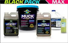 5-in-1 Lake & Pond Algae Mat & Muck Removal Complete Treatment Package