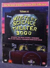 Mystery Science Theater 3000 *VOLUME 6* Giant Leeches/Gunslinger/Teens FromSpace