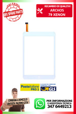 "TOUCH SCREEN ARCHOS 79 XENON Tablet VETRO Digitizer 7,0"" Bianco"