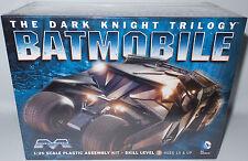 BATMAN : THE DARK KNIGHT : 1/25 SCALE BATMOBILE TUMBLER MODEL KIT BY MOEBIUS