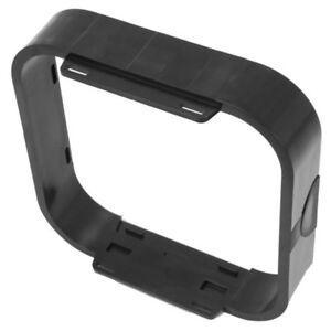 Square Lens Filter Hood for Cokin P series color filter holder Sunshade Bla_fr