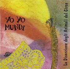 Yo Yo Mundi - La Diserzione Degl [CD]
