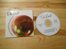 CD Pop De Kast - Onvoorstelbaar (2 Song) CNR MUSIC / ARCADE