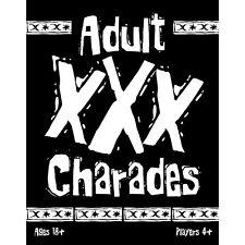 XXX Charades Game
