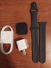 Brand New Apple Watch Series 5 40mm Space Gray Case Black Band - (MWVF2LL/A)