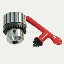 Taper Mini Drill Chuck With Key [Diameter: JT10 0.15mm-4mm - B22 5mm-20mm]