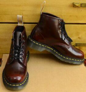 Dr Martens, 101 Vegan Cambridge Brush Shoes, Size UK 5, EU 38