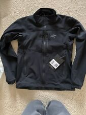 Arc'teryx Gamma MX Jacket Men's Size medium M Blackbird (New w/Tags) #19276 $299
