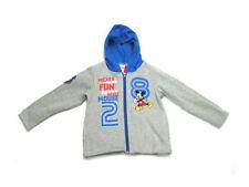 Sweats et vestes à capuche gris en 8 ans pour garçon de 2 à 16 ans