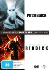 Pitch Black / The Chronicles of Riddick New Dvd (Region 4 Australia)