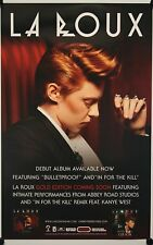 La Roux Promo Poster Bulletproof in for the Kill 14x22