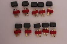10st Nylon Dean HOCHSTROM t-connecteur/t-plug/Connector/Dean connecteur 998097
