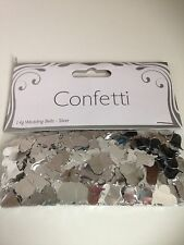 Silver Bells Table Confetti / Wedding Accessories