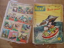 1955 Le Journal de MICKEY nouvelle serie numero 175 numero special
