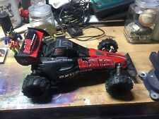 Baja Extreme Rc Car / with battery, but no remote. 6.4 V New Bright