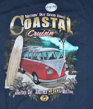 Newport Blue Officially Licensed GM Product Coastal Cruisin Nothin But Good Vibe