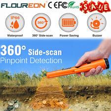 Floureon HandHeld Metal Detector GP Pinpointer Waterproof Treasure Hunting Tool