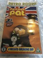 Postman Pat Record Breakers (DVD) New & Sealed - Available & Retro Room 1982