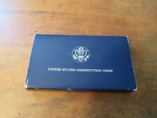 United States Constitution Coins -1987 Silver Dollar