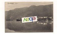 Postcard Norway Odda  original unused rpc (AL)