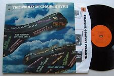 The world of Charlie BYRD - HOLLAND Orig 2LP set CBS S-68207 (1973) Latin jazz