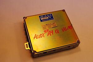 Audi A4 A6 96-97 V6 Quattro ECM ECU Engine Control Computer Hitachi 8D0906266