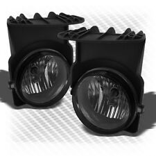 For 03-06 Sierra Smoked Driving Fog Lights Rainy Lamps L+R wo/Switch