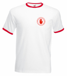 Tyrone GAA  Home Retro Football T Shirt Ringer Classic Vintage New All Sizes