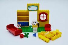 LEGO Set 3636 Fabuland Schlafzimmer ohne BA Bedroom without instruction