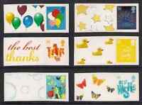 GB 2006 LS33 Extra Special Moments Smiler Sheet Set 6 Stamps & Labels Litho MNH