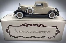 Quality Brooklyn 1932 Packard Light 8 Coupe  - Scale 1:43 - No. 6