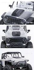 Scale Performance Vented Hood for Axial JK Rubicon